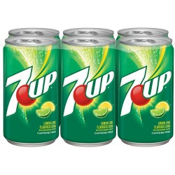 7UP - 6pk/7.5 fl oz Cans