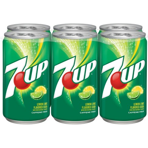 7UP - 6pk/7.5 fl oz Cans - image 1 of 4