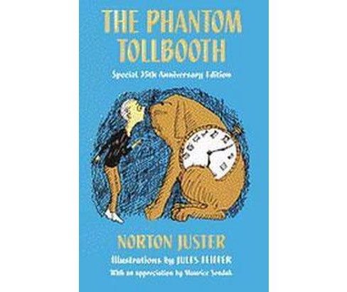 Phantom Tollbooth (Reissue) (Hardcover) (Norton Juster) - image 1 of 1
