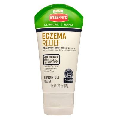 O'Keeffe's Eczema Relief Hand Cream - 2oz