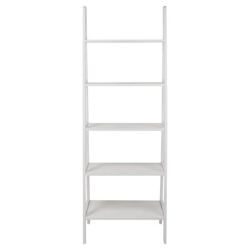 72 Shelf Ladder Bookcase