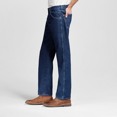 5778795581e420 Wrangler® Men's 5-Star Regular Fit Jeans - Rinse 33X34 : Target
