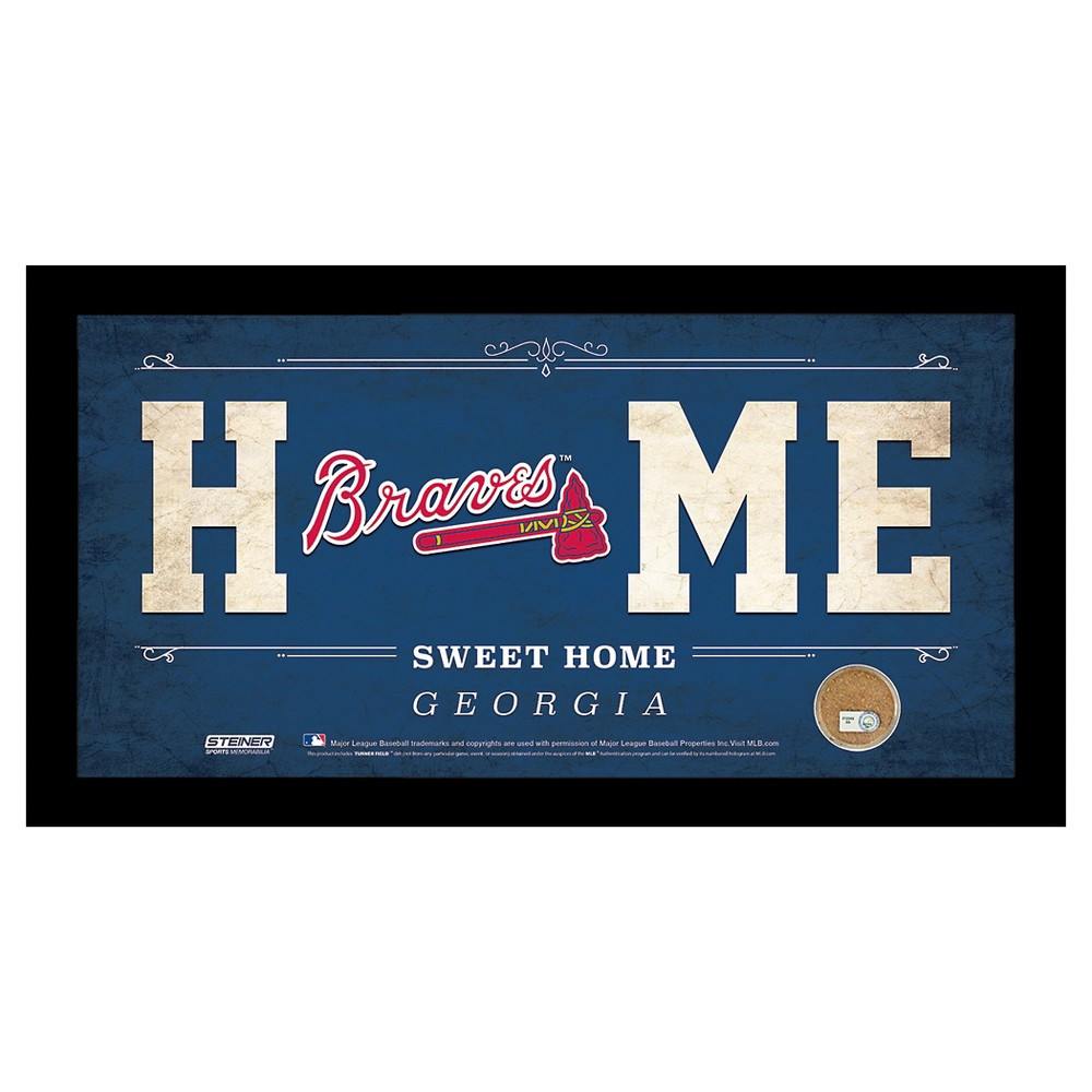 Steiner Sports NHL 10x20 Home Sweet Home Sign