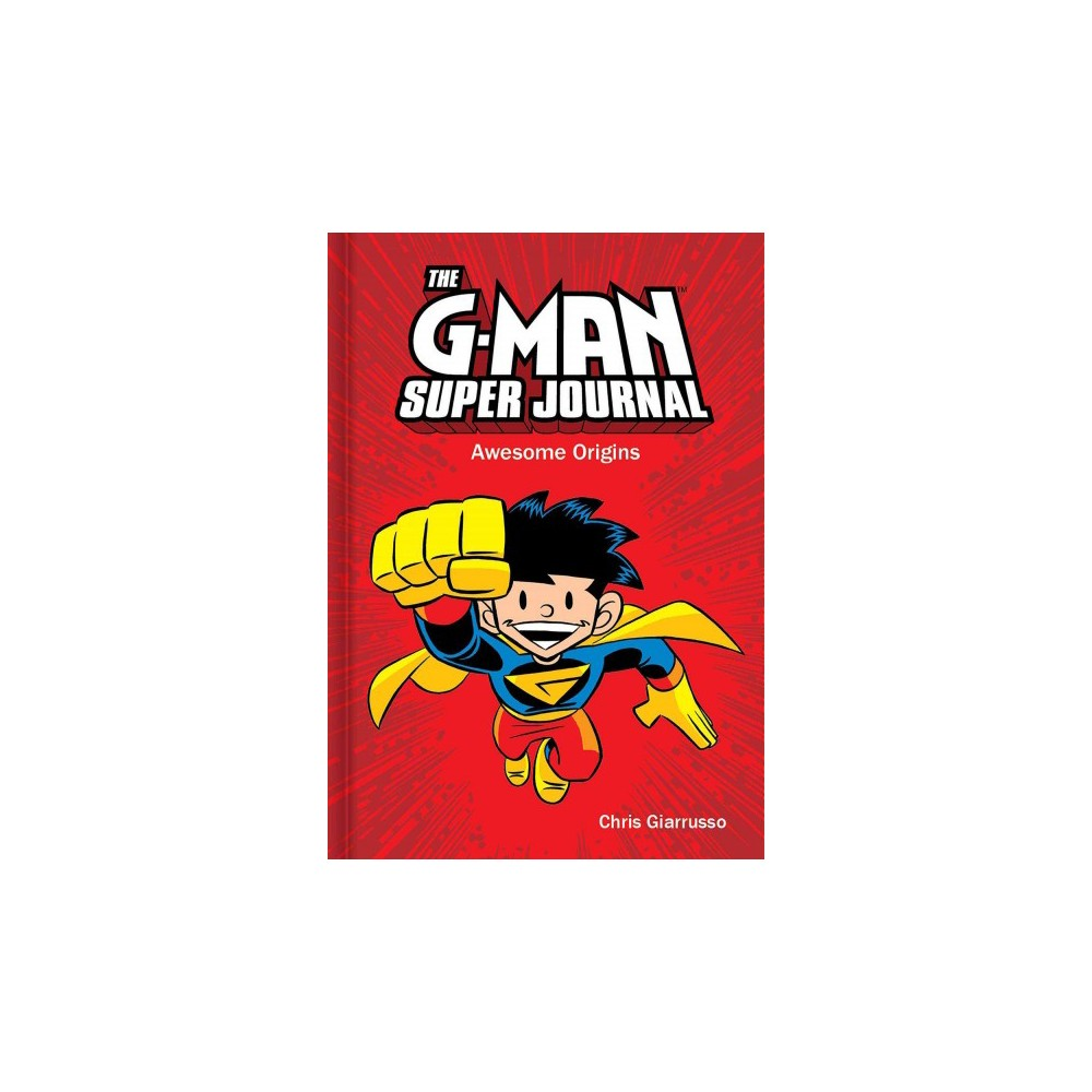 The G-man Super Journal (Hardcover)