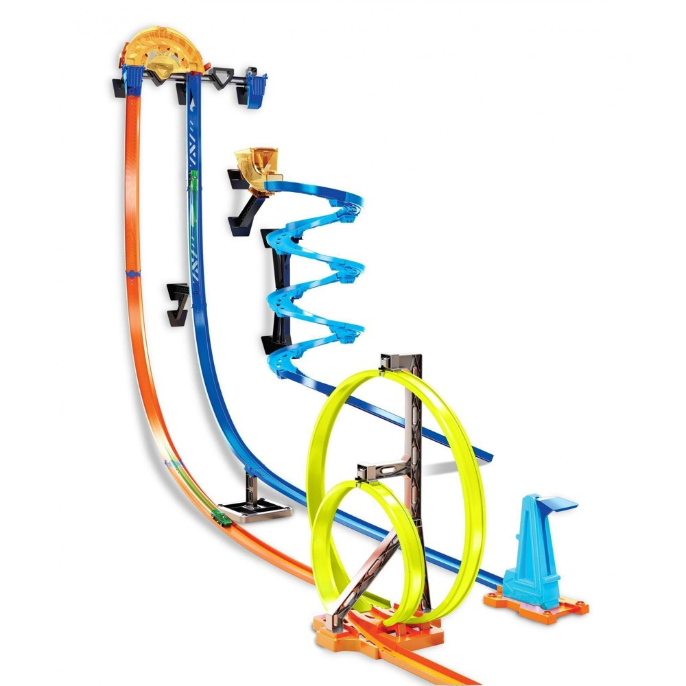 Hot Wheels Track Builder Vertical Launch Kit Now $29.99 (Was $48.88)