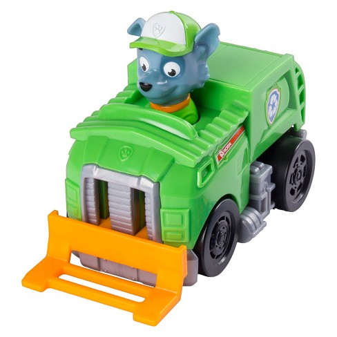 PAW Patrol Rescue Racers - Feature Rocky - image 1 of 3