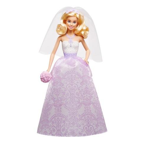 Barbie Wedding Giftset Target