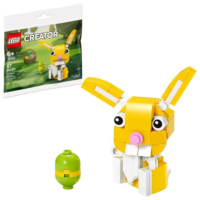LEGO Creator 30550 Cute Easter Bunny 67pc