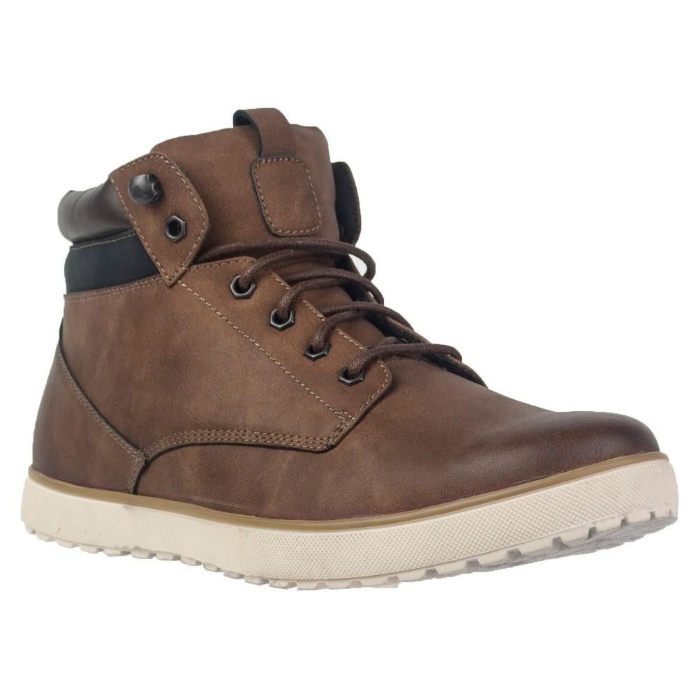 Men's Joey Casual Chukka Boot - Goodfellow & Co Tan 10.5, Brown
