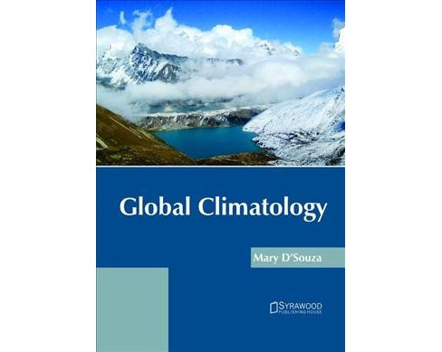 Global Climatology -  (Hardcover) - image 1 of 1