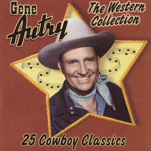 Gene autry - Western collection (CD) - image 1 of 1