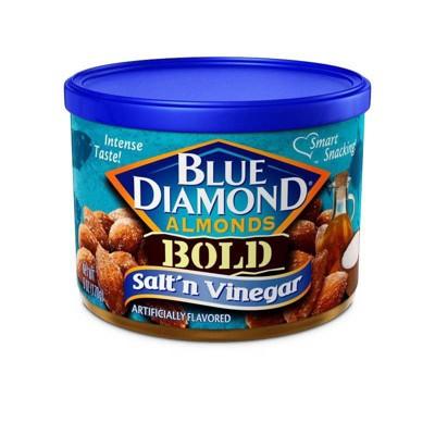 Blue Diamond Salt & Vinegar Almonds - 6oz