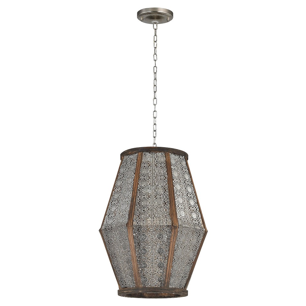 Lazy Susan Dark Silver Ceiling Lights