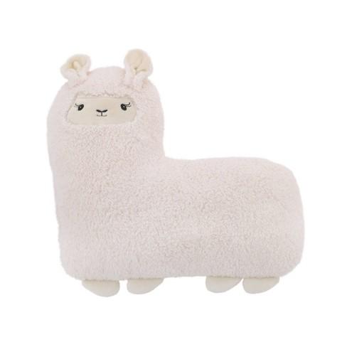 NoJo Little Love Llama Throw Pillow - image 1 of 2