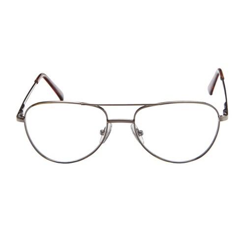 ICU Eyewear San Rafael Aviator Reading Glasses - image 1 of 6