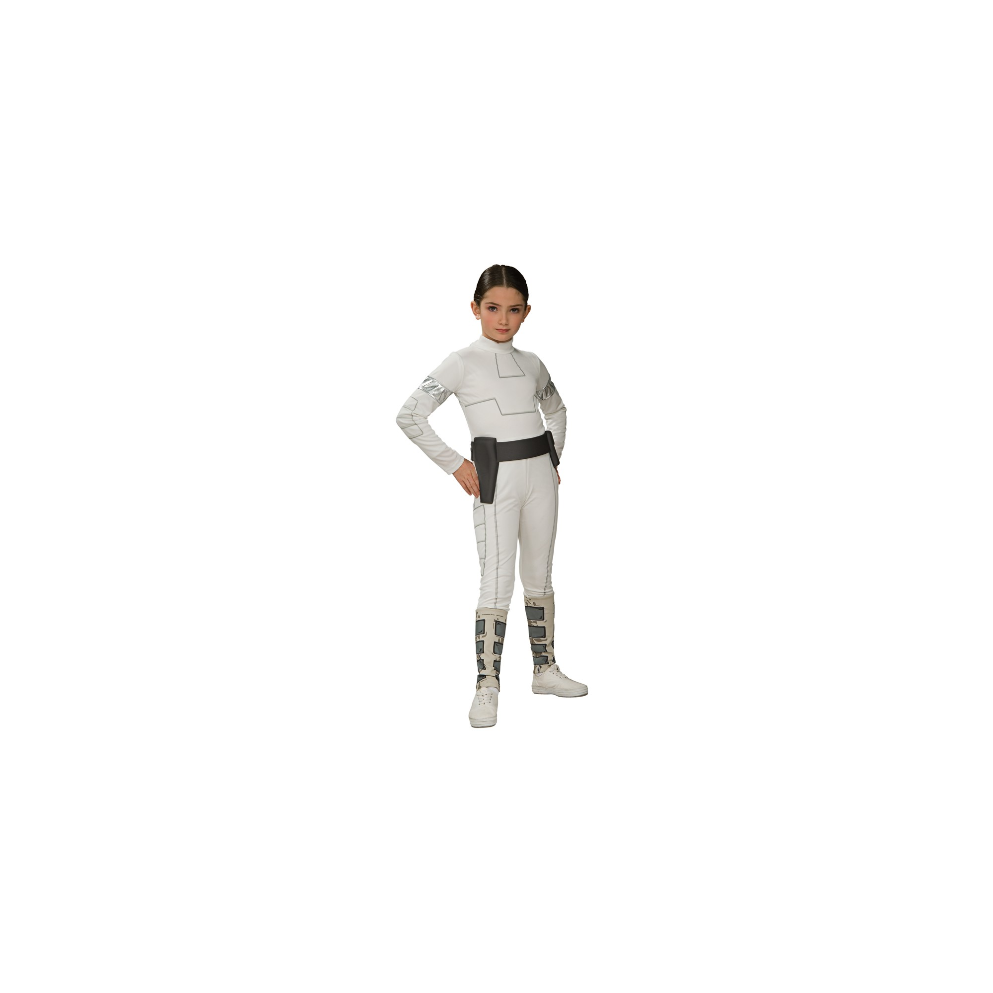 Halloween Star Wars Padme Girls' Amidala Costume Medium (7-8), Girl's, Size: Medium(7-8)