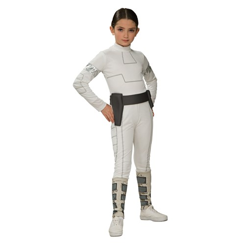 Halloween Star Wars Padme Girls' Amidala Costume Small (4-6), Girl's, Size: Small(4-6)
