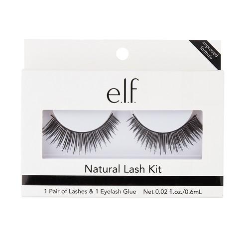 e l f natural eye lash kit 04 fl oz target