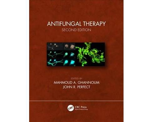 Antifungal Therapy -  2 (Hardcover) - image 1 of 1