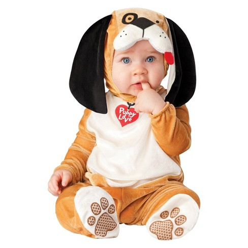 Baby/Toddler Puppy Love Costume - image 1 of 1