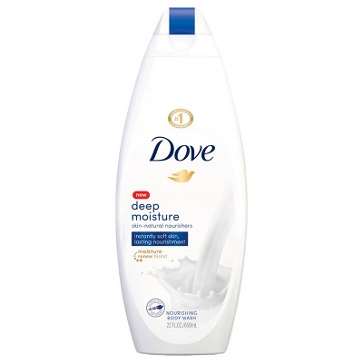 Dove Deep Moisture Body Wash - 22 fl oz