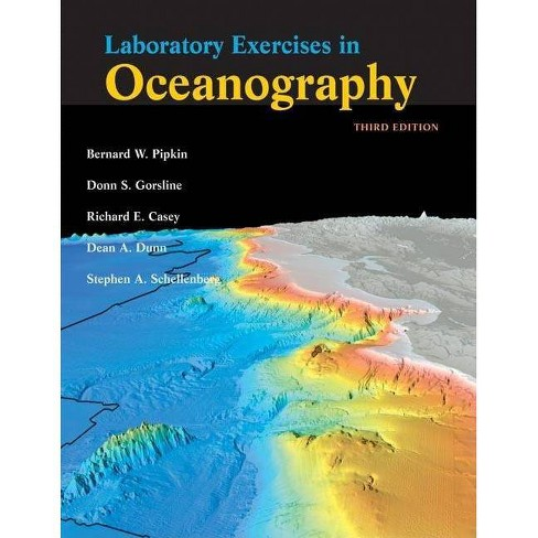 Laboratory Exercises in Oceanography - 3 Edition (Paperback) - image 1 of 1