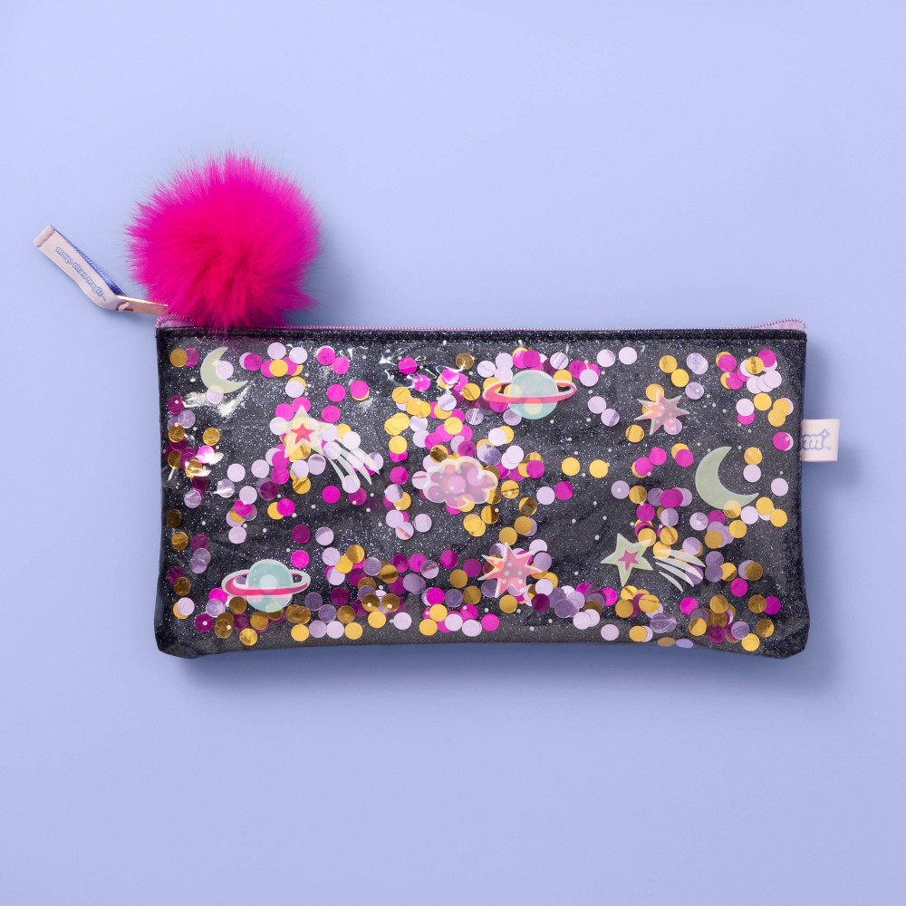 Image of Glitter Pencil Pouch - More Than Magic