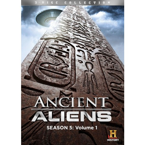 Ancient Aliens: Season Five, Vol. 1 [3 Discs] - image 1 of 1