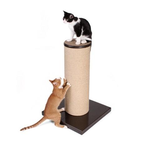 Hauspanther Max Cat Scratcher - Espresso - image 1 of 3
