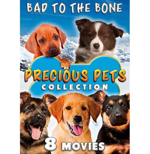 Precious Pets Collection:Bad To The B (DVD) - image 1 of 1