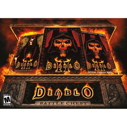 ACTIVISION Diablo 2 Battlechest PC Bundle - image 1 of 1