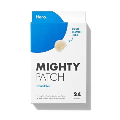 Hero Cosmetics Mighty Patch Invisible + Acne Pimple Patches - 24ct