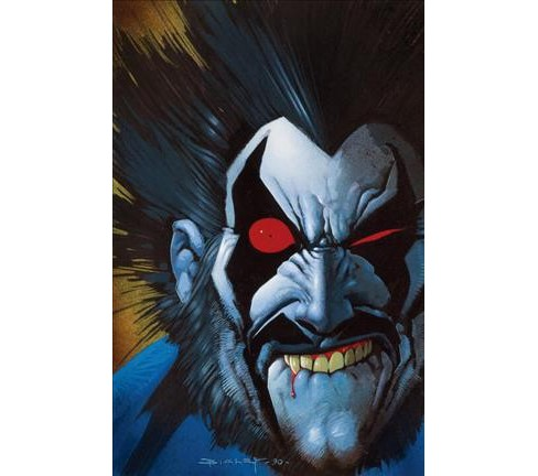 Lobo by Keith Giffen & Alan Grant 1 -  (Paperback) - image 1 of 1