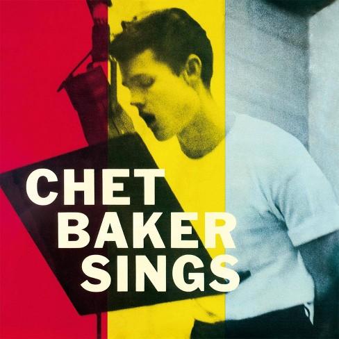 Chet Baker - Chet Baker Sings (Vinyl) - image 1 of 1