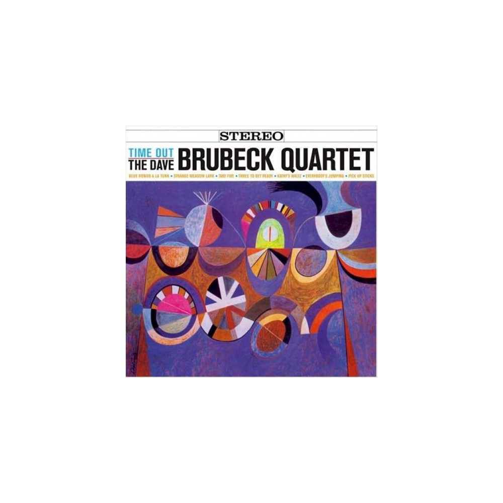 Dave Brubeck - Time Out (Vinyl)