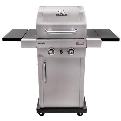 Char-Broil Signature TRU-Infrared 18,000 BTU Gas Grill 463675016 - Silver
