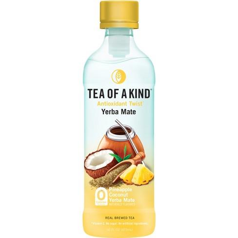 Tea of a Kind, Pineapple Coconut Yerba Mate Tea - 16 fl oz Bottle - image 1 of 1