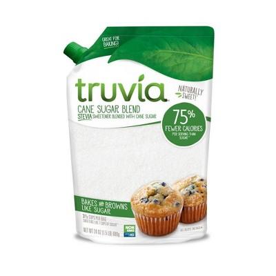 Sugar & Sweetener: Truvia Baking Blend