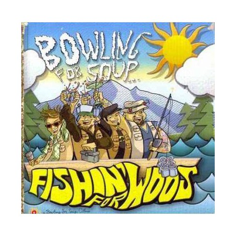 Bowling for Soup - Fishin' For Woos (CD) - image 1 of 1