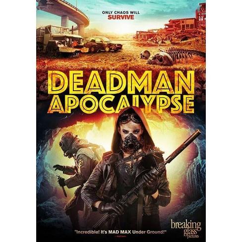 Deadman Apocalypse (DVD) - image 1 of 1