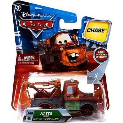 Disney Pixar Cars Lenticular Eyes Series 2 Mater With Glow In