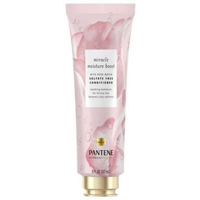 Pantene Nutrient Blends Moisture with Rosewater Conditioners - 8 fl oz