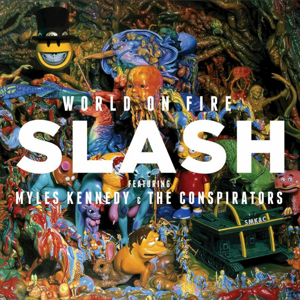 World On Fire, Pop Music