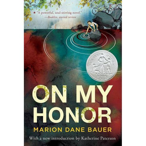 On My Honor - by  Marion Dane Bauer (Paperback) - image 1 of 1