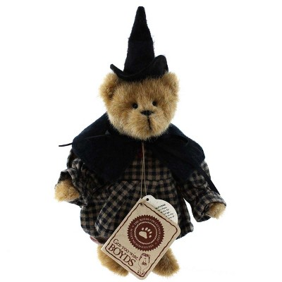 Boyds Bears Plush Glenda Z Jodibear Halloween Witch Bear  -  Decorative Figurines
