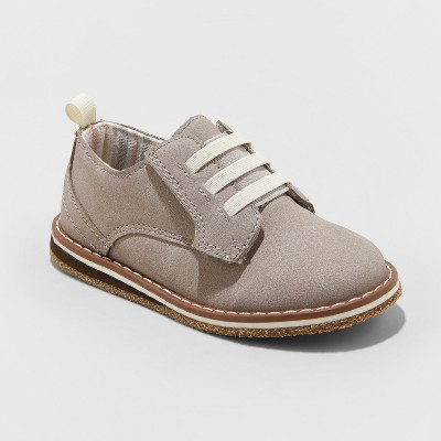 Toddler Boys' Marcellus Oxford Shoes - Cat & Jack™ Gray 7
