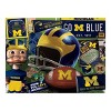 NCAA Michigan Wolverines Throwback Puzzle 500pc - image 3 of 3