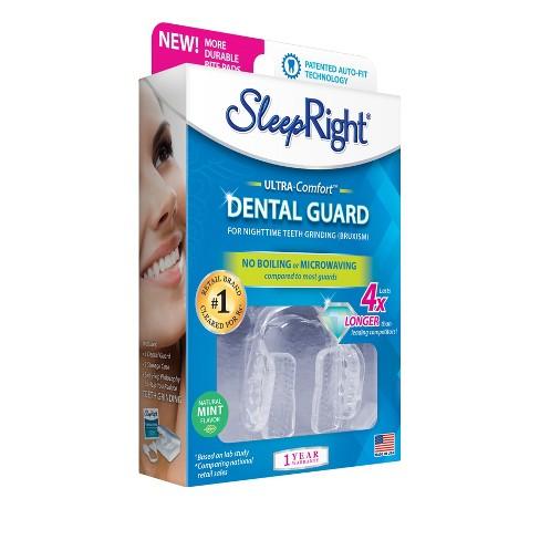 SleepRightDental Guard Slim Comfort Mint - image 1 of 4