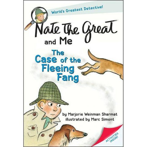 Nate the Great and Me - (Nate the Great Detective Stories) by  Marjorie Weinman Sharmat (Paperback) - image 1 of 1