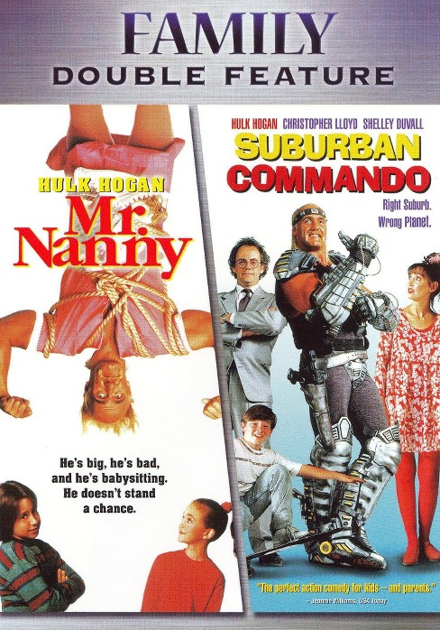 Mr. nanny/Suburban commando (DVD) - image 1 of 1